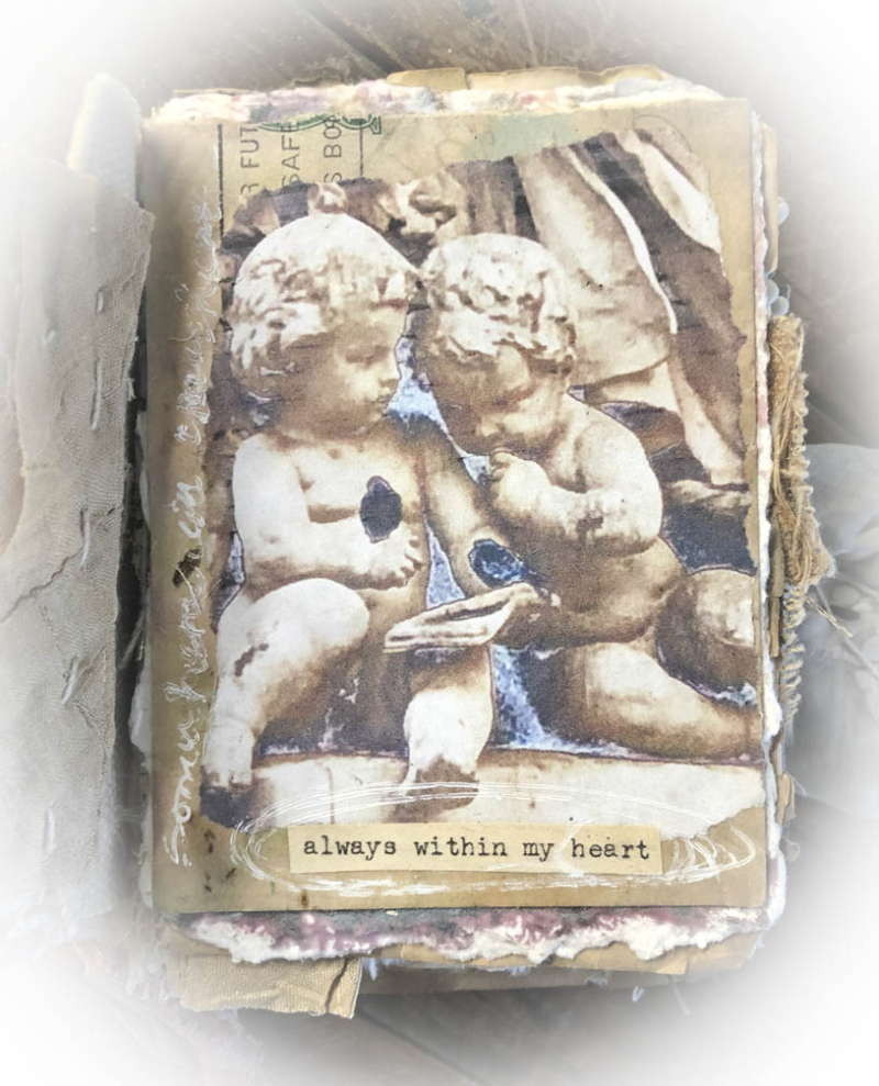 Always within cherubs book