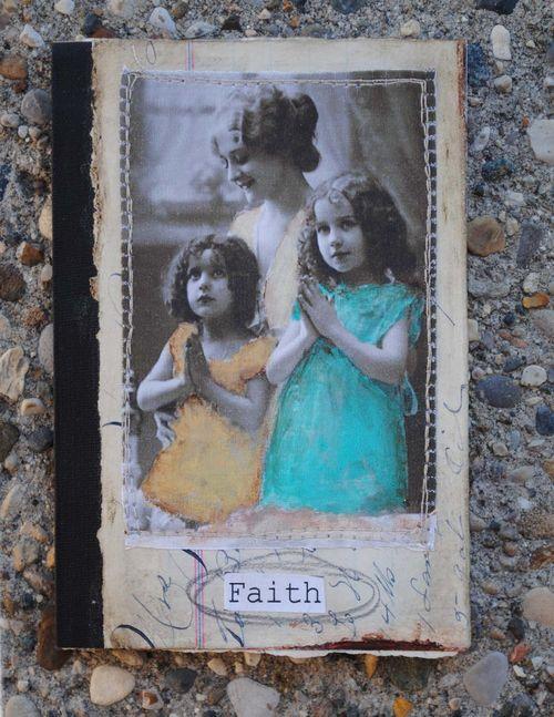 Faith mini book