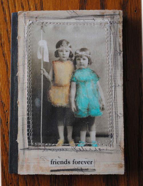 Friend forever mini book 1