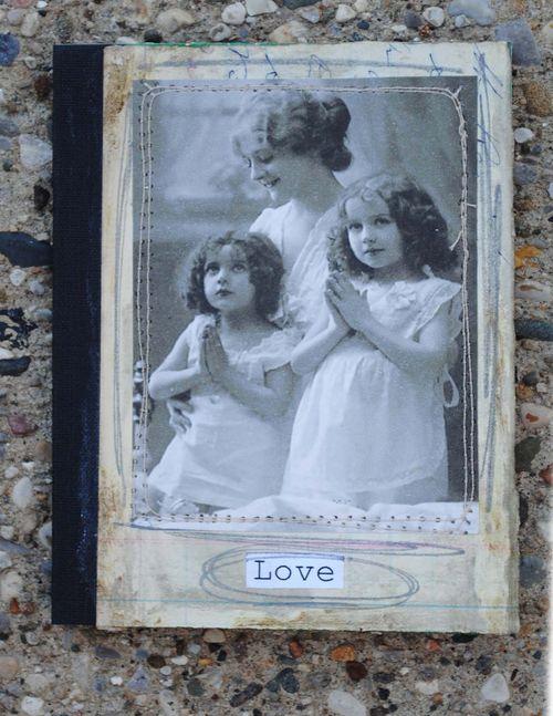 Love mini book