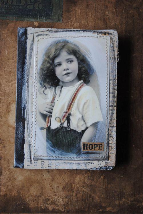 Hope mini journal
