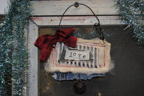 Love ornament 2