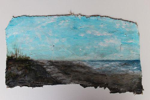Beach painting 5