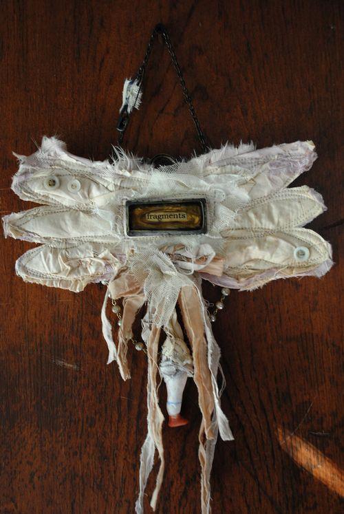 Fragments angel wings