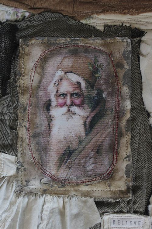 Believe journal wrap close up
