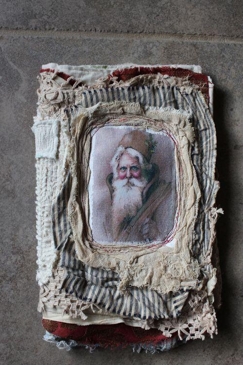 Santa journal wrap 2 full view
