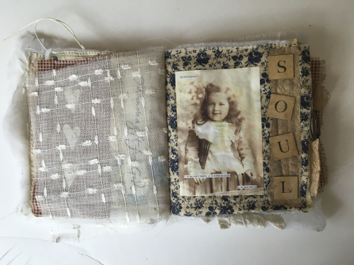Sing Fabric Book page 3